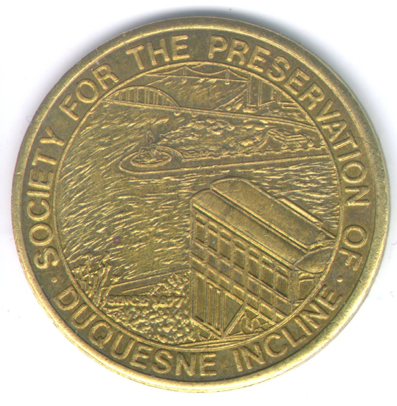 Image of Incline Token