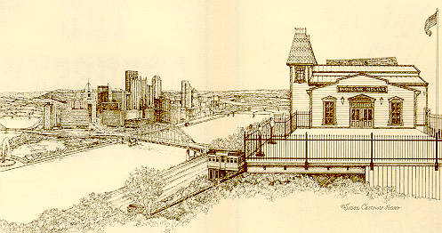 Image of Duquesne Incline Observation  Deck